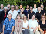 Participants de la Formation Kucyniak 2013. - Photo : Martine Lapointe